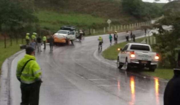 Han fallecido 17 personas en las vías durante el puente festivo
