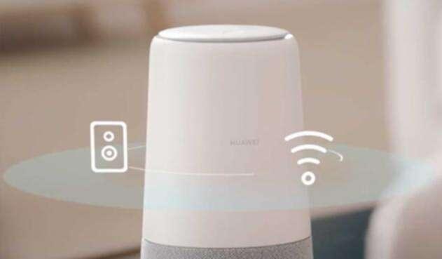 AI Cube , el primer parlante inteligente de Huawei