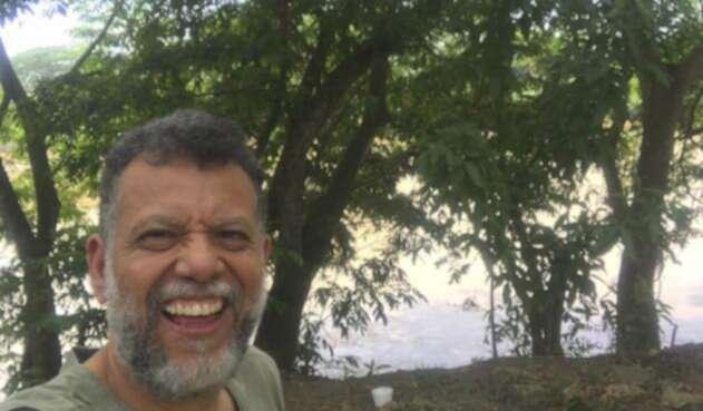 El padre eudista Alberto Linero