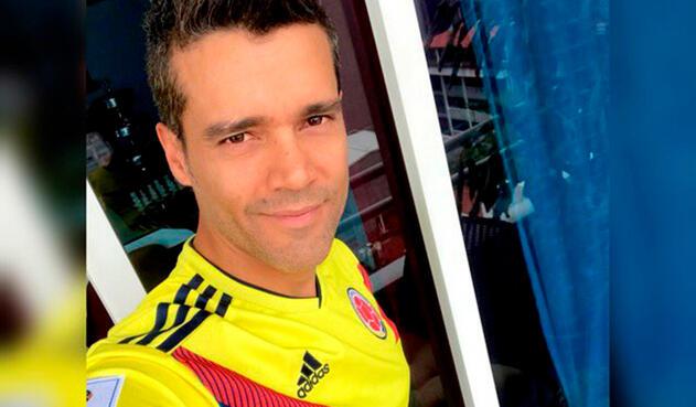 Alejandro García, actor colombiano