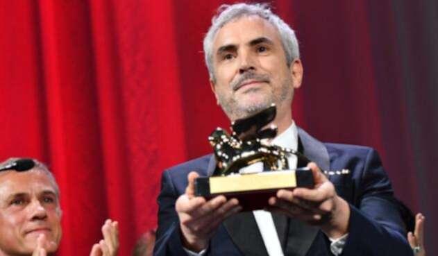 Alfonso Cuarón gana el León de Oro en Venecia con Roma