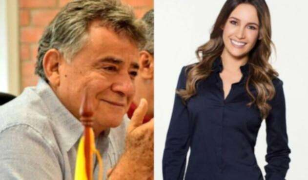 Ana Mará Castañeda y Edgar Martínez