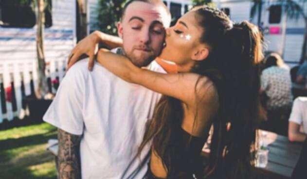 Atacan a Ariana Grande por la muerte de Mac Miller