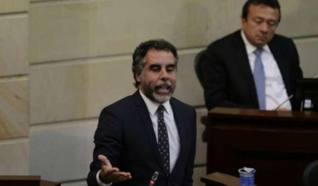 Armando Benedetti, senador de La U