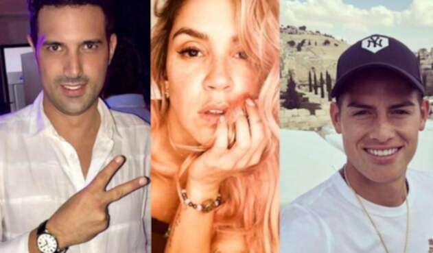 Artistas colombianos hackeados