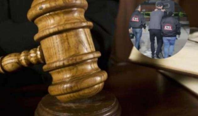 Durante la diligencia, el fiscal Daniel Hernández reveló el interrogatorio que rindió el ingeniero Juan Carlos Madero