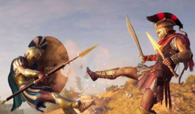 Assassin's Creed Odyssey se desarrolla en la antigua Grecia