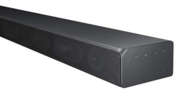 Una barra de sonido para el hogar