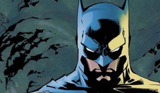 Batman en una de sus historietas de DC Comics