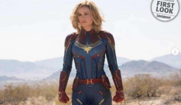 Brie Larson - Capitana Marvel