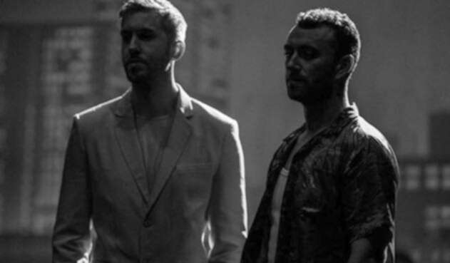 Calvin Harris y Sam Smith