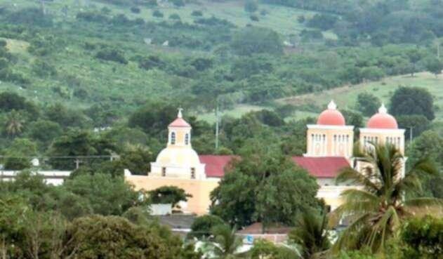 Uno de los municipios que conforman la región de los Montes de María.