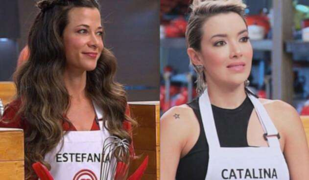 Catalina Gómez y Estefanía Borge