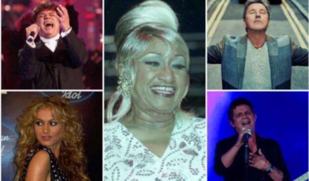 Celia Cruz, Ricardo Montaner, Juan Gabriel y otros artistas que se escuchaban en 2001