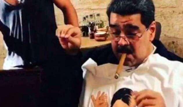 La cena de Nicolás Maduro en Turquía