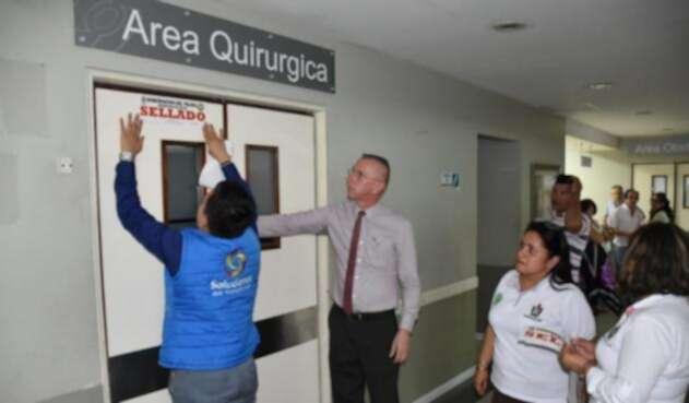 La clínica fue cerrada a mediados de julio por la Secretaría de Salud del Tolima