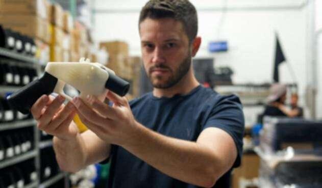 Cody Wilson, el fundador de la compañía texana que distribuye el diseño dearmas3D