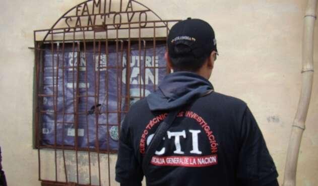 Agentes del CTI adelantaron la captura
