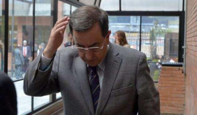 José Elías Melo caso Odebrecht