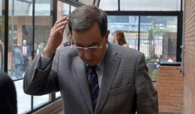 José Elías Melo caso Odebretch