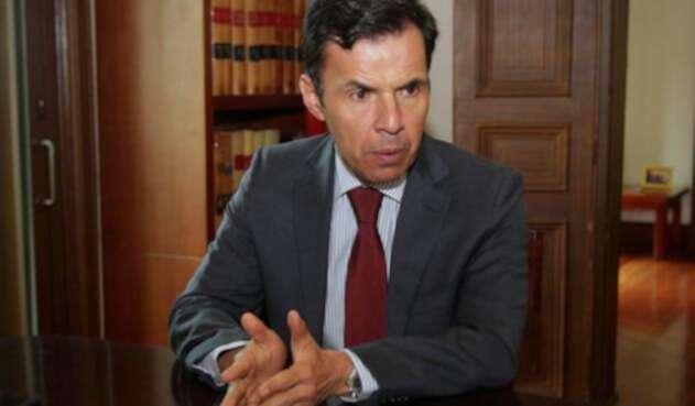 Habla Guillermo Rivera, exministro del Interior