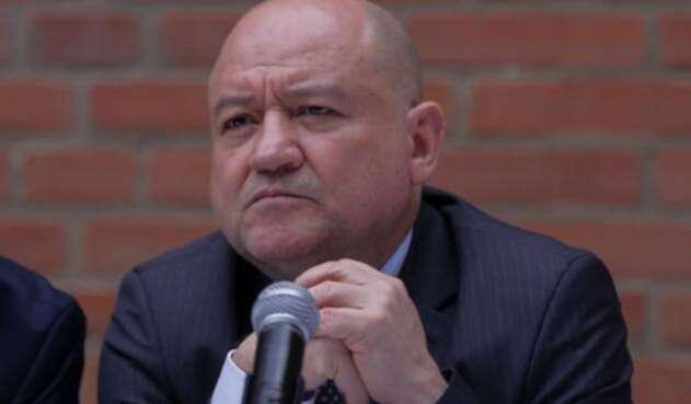 Carlos Lozada, miembro del partido Farc