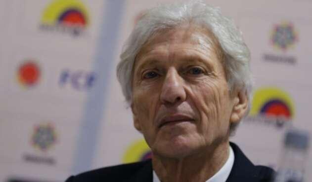José Pékerman, extécnico de la Selección Colombia