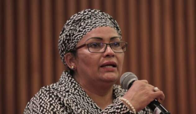 Senadora Victoria Sandino