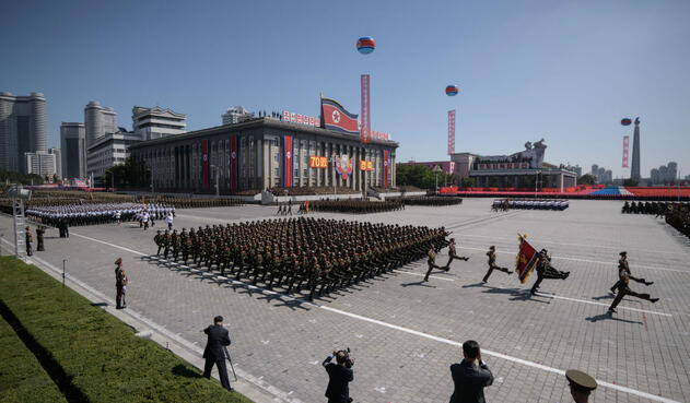 Esos misiles le valieron al país múltiples sanciones internacionales.