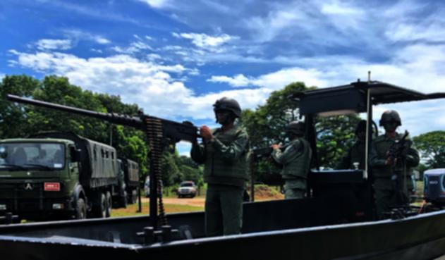 Operativos Venezuela en la frontera