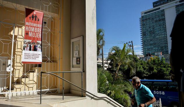La Asamblea Nacional de Cuba discute sobre el matrimonio igualitario.