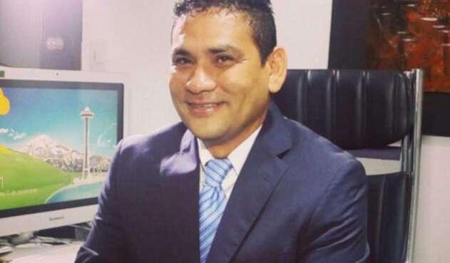 Didier Lobo Chinchilla, senador de Cambio Radical