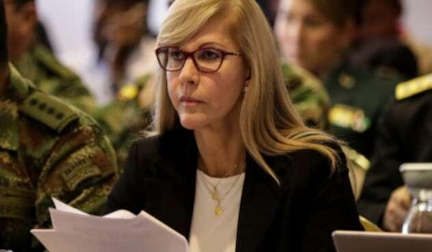 Dilian Francisca Toro, gobernadora del Valle del Cauca