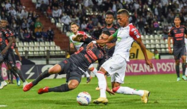 Independiente Medellín vs Once Caldas