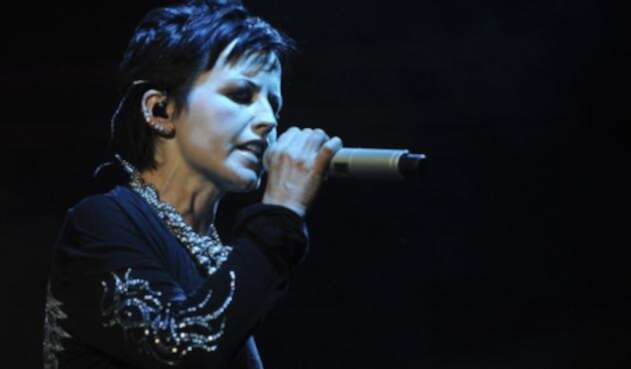Dolores O'Riordan, fallecida cantante de The Cranberries