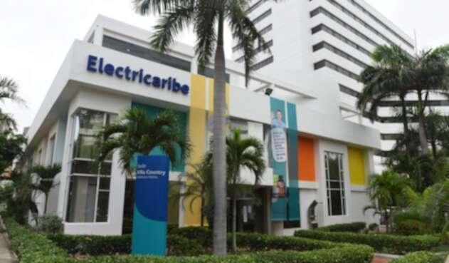 La empresa Electricaribe le presta el servicio de energía a la Costa.