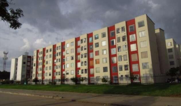 Edificios en Bogotá - Imagen de referencia