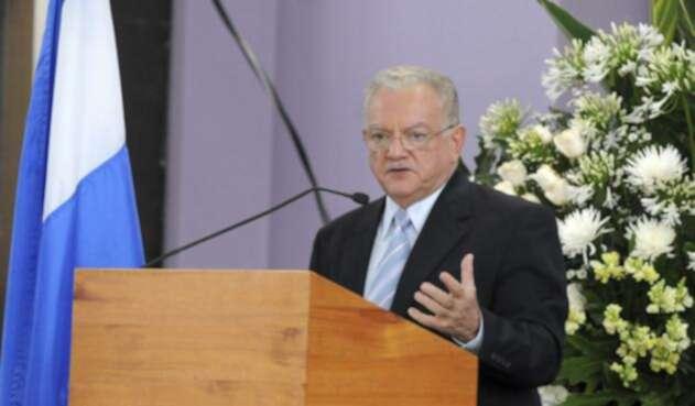 Eduardo Stein, representante especial de la ONU para los refugiados y migrantes de Venezuela