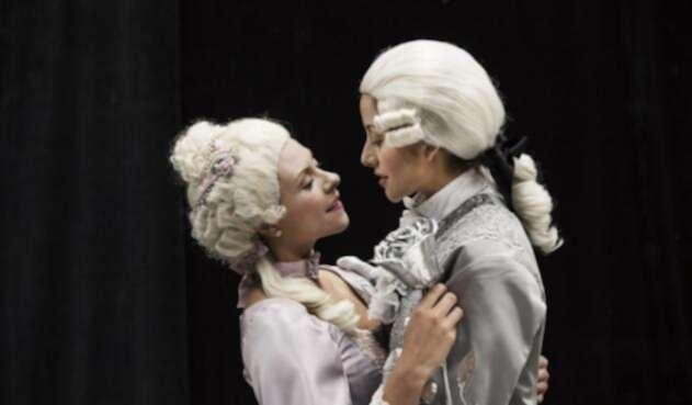 Ópera El caballero de la rosa
