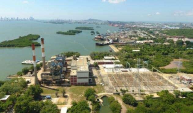 Nueva estación de energía en Cartagena