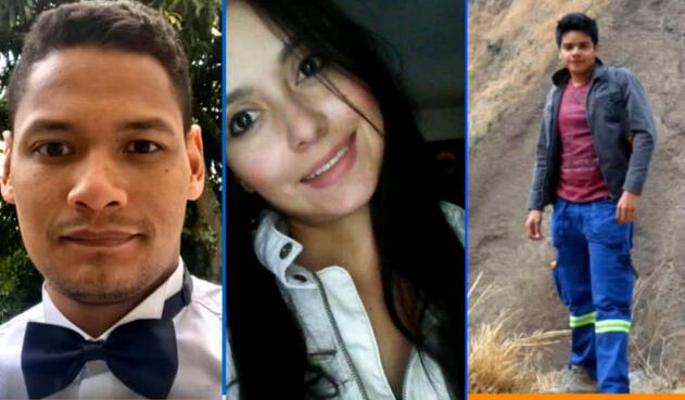 Dos de los tres geólogos muertos en Antioquia, eran egresados de la Universidad de Caldas