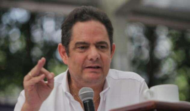 Germán Vargas Lleras lanzó duros cuestionamientos a la Alcaldía de Bogotá.