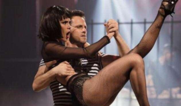 Caída de Greeicy Rendón en 'Mira quién baila'