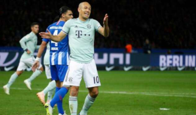 Herta Berlin vs Bayern  Munich
