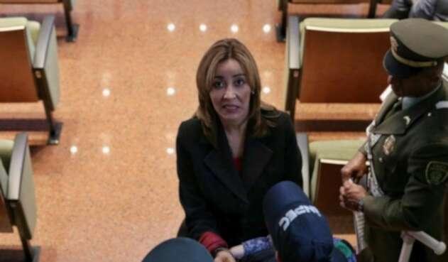 Piden dejar en libertad a esposo de la fiscal Hilda Niño