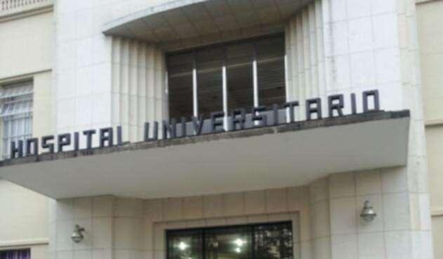 En el hospital universitario del Valle falleció joven venezolano.