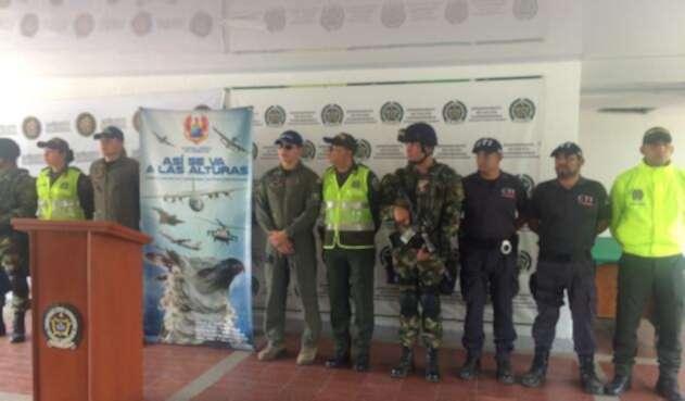 Comando de la Policía de Girardot