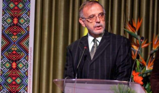 Magistrado Iván Velásquez