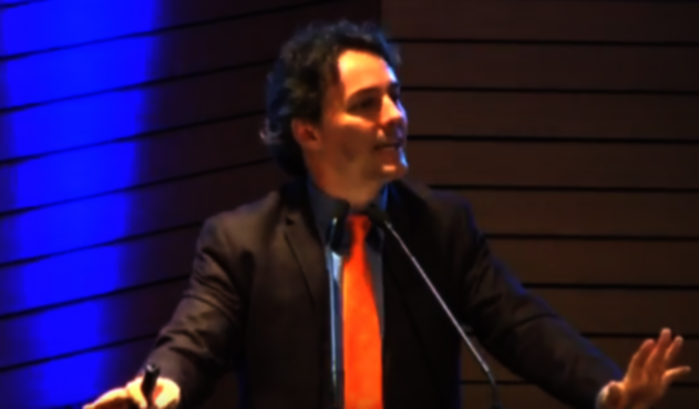Jean Philippe Pening Gaviria, nuevo gerente del FONADE