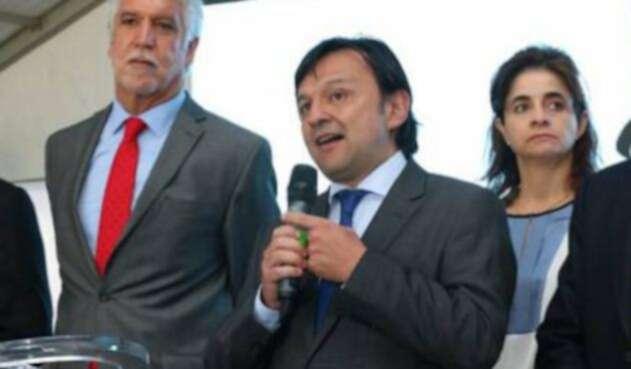 Juan Pablo Bocarejo secretario de Movilidad